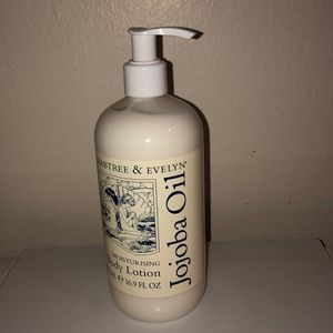 Crabtree n Evelyn Jojoba Oil Body Lotion 16.9 oz!